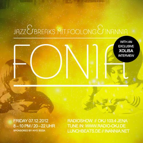 Fonia Session 7 – Guest: Xolisa