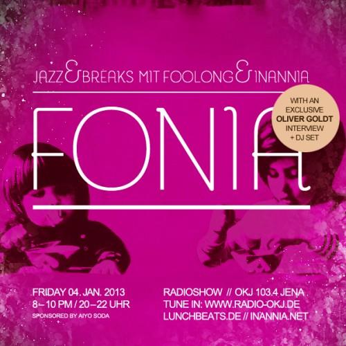 Fonia Session 8 – Guest: Oliver Goldt
