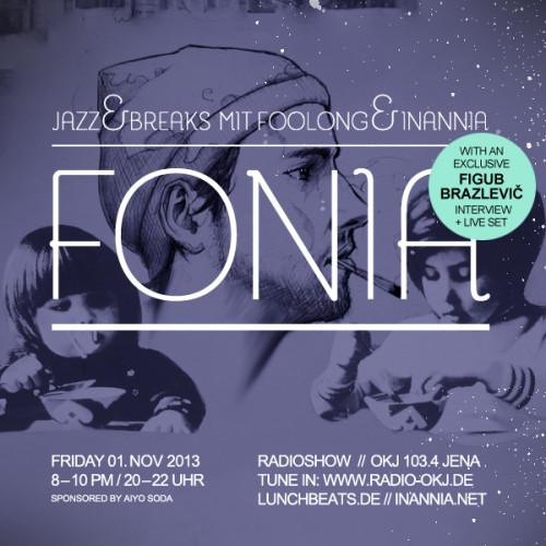 Fonia Session 18 – Guest: Figub Brazlevič