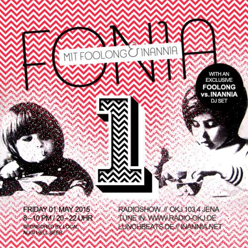 Fonia Session 31 – Inannia & Foolong