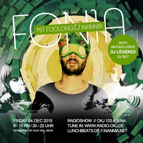 Fonia Session 36 – DJ Légères