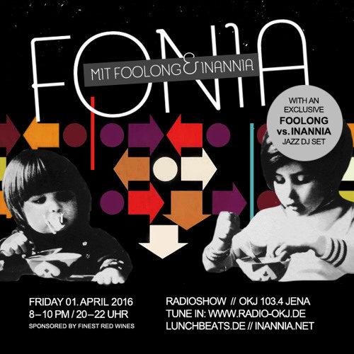 Fonia Session 38 – Inannia & Foolong