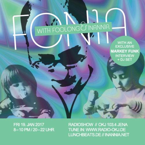 Fonia Session 42 – Markey Funk