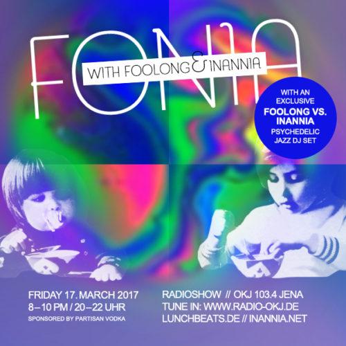 Fonia Session 44 – Inannia & Foolong