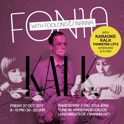Fonia Session 43 – Karaoke Kalk