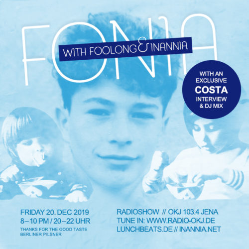 Fonia Session 53 – Costa