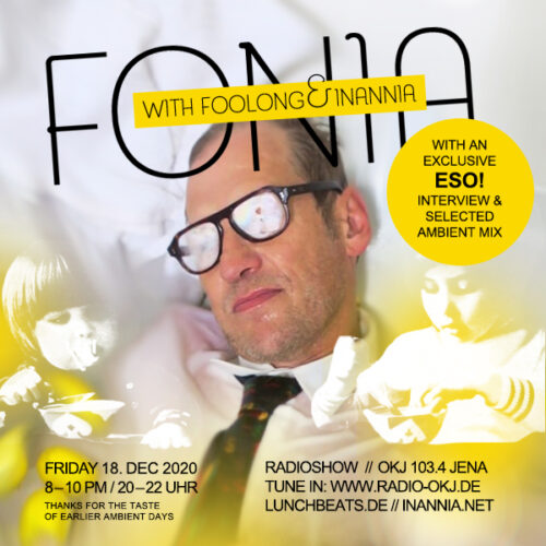 Fonia Session 58 – ESO!