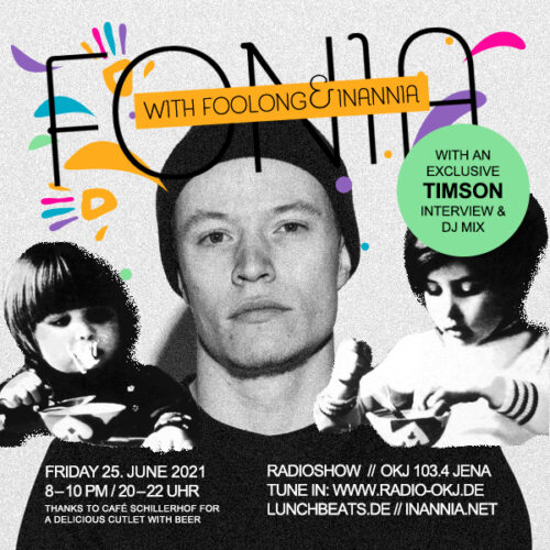 Fonia Session 59 – Timson